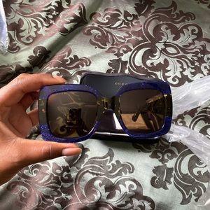 Gucci Authentic Oversized Sunglasses